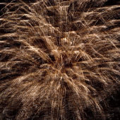 Abstract fireworks — Stock Photo