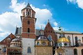 Wawel-kathedrale — Stockfoto