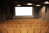 Cinema vazio — Foto Stock