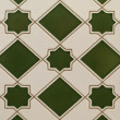 Ceramic wall tile - Stock Photo