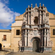 Caravaca De La Cruz Church — Stock Photo