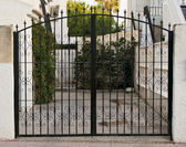 Gates in Spain — Stock Photo
