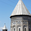 Dome of main armenian cathedral of Surb Gevork in Tbilisi — Stock fotografie
