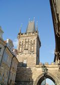 Traditional architecture of Old Prague — Stock Photo