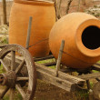 Traditional georgian jugs for wine - 