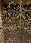Art-Nouveau facade decoration — Stock Photo