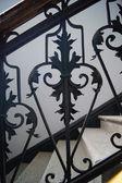Art-Nouveau facade decoration — Stock Photo