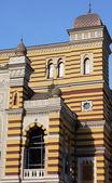 第比利斯歌剧院 — 图库照片