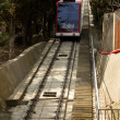 Tbilisi's  funicular - Stock Photo