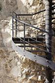 винтовая лестница — Стоковое фото