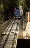 Tbilisi's funicular — Stock Photo