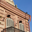Old Tbilisi architecture - Stockfoto
