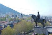 Old Tbilisi architecture — Stock Photo