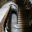 Stock Photo: Old stairs