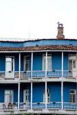 Georgian traditional architecture — Stock fotografie