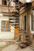 Outdoor Treppe — Stockfoto