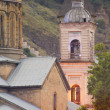 Stock Photo: Tbilisi old town in evening