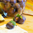 Fresh plums — Stock Photo #29175637