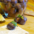 Fresh plums — Stock Photo #29324587
