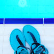 Outdoor pool — Stock Photo