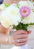 Bride flowers — ストック写真