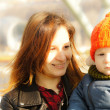 Mother and son — Stock Photo #38130661
