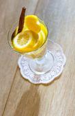 Limon suyu — Stok fotoğraf