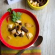 Foto Stock: Vegetable soup