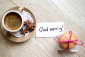 Café da manhã — Fotografia Stock