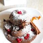 Lava cake — Stock Photo #40863001