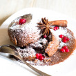 Lava cake — Stock Photo #40863023