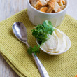 Sour cream — Stock Photo #41519493