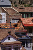 Roofs of Old Tbilisi — Stock Photo