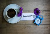 Coffee time — Stok fotoğraf