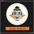 Happy Hipster Halloween — Stock Vector #32749743
