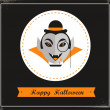 Happy Hipster Halloween — Stock Vector #32749743