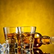Two drinks — Stock Photo