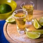 Tequila shots — Stock Photo #40475855