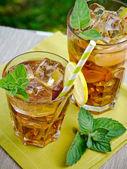 Ice tea — Stock Photo