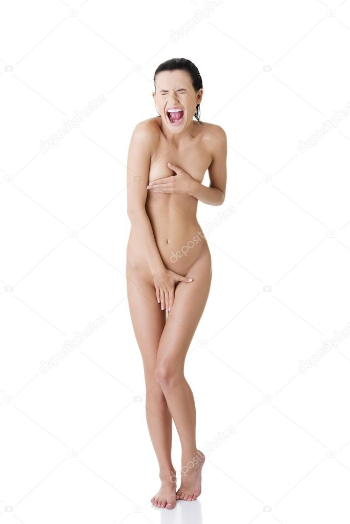 Nude Female Screaming 75