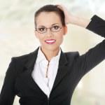retrato de mulher de negócios bem sucedido — Fotografia Stock  #16011423