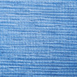 Stock Photo: Blue textile texture