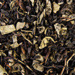 Stock Photo: Black tea leaves
