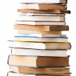 Pile of books — Stockfoto #21414143