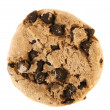 Chocolate chips cookie - Stock Photo