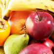 Close up on fruit composition. — Stock Photo #36002409
