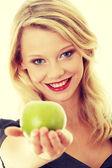 Concepto de alimentación saludable — Foto de Stock