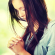 Woman praying — Stock Photo #41540397