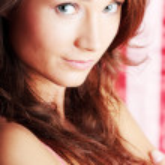Beautiful young woman portrait — Stock Photo #41794475