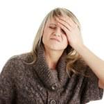 Migraine — Stock Photo #41791281